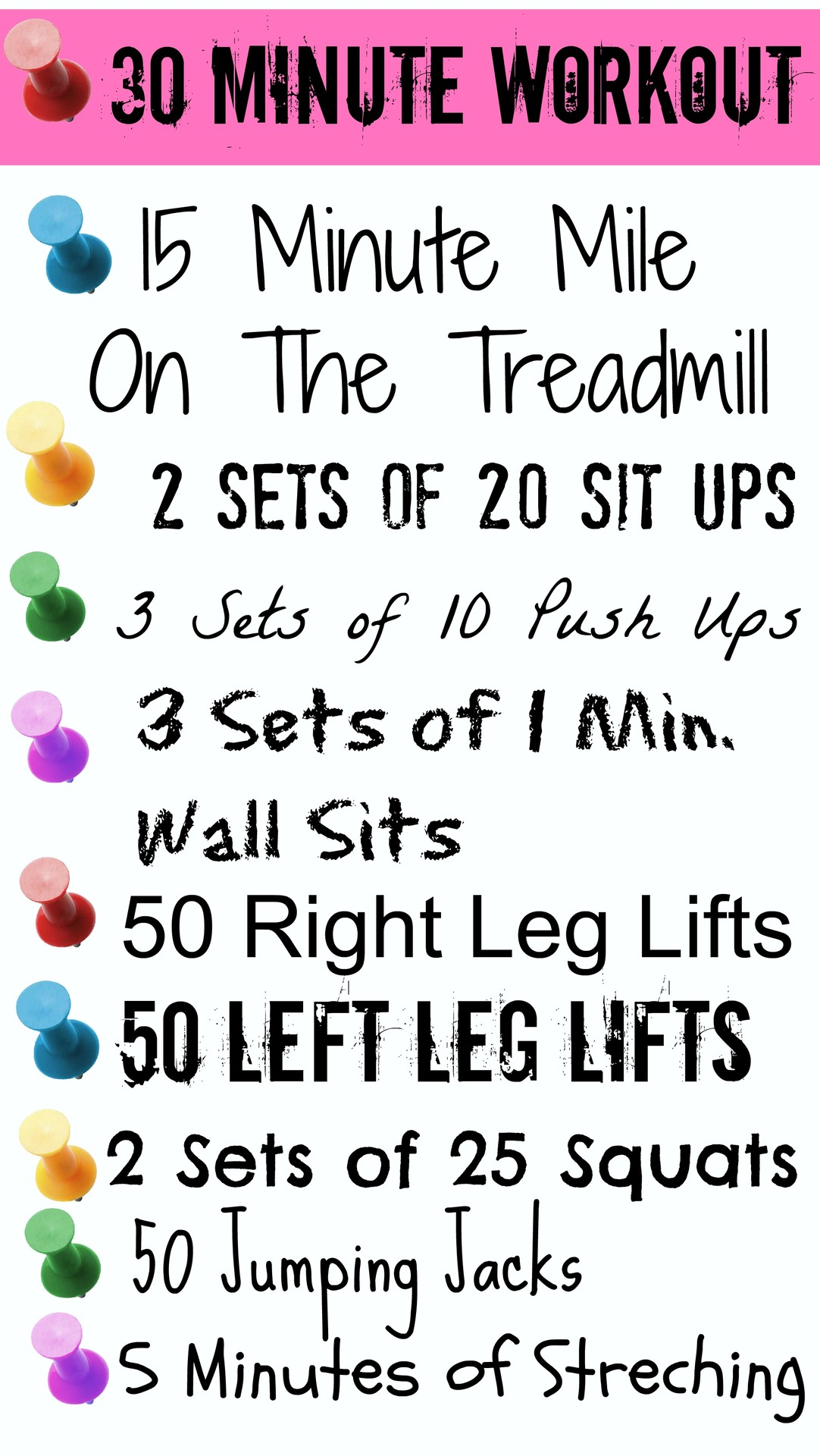 30 Minute Workout – Simply Taralynn
