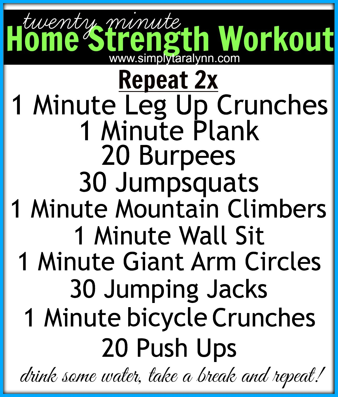 Strength Training: Friday's Treadmill & Strength Training Workout + Post Fuel