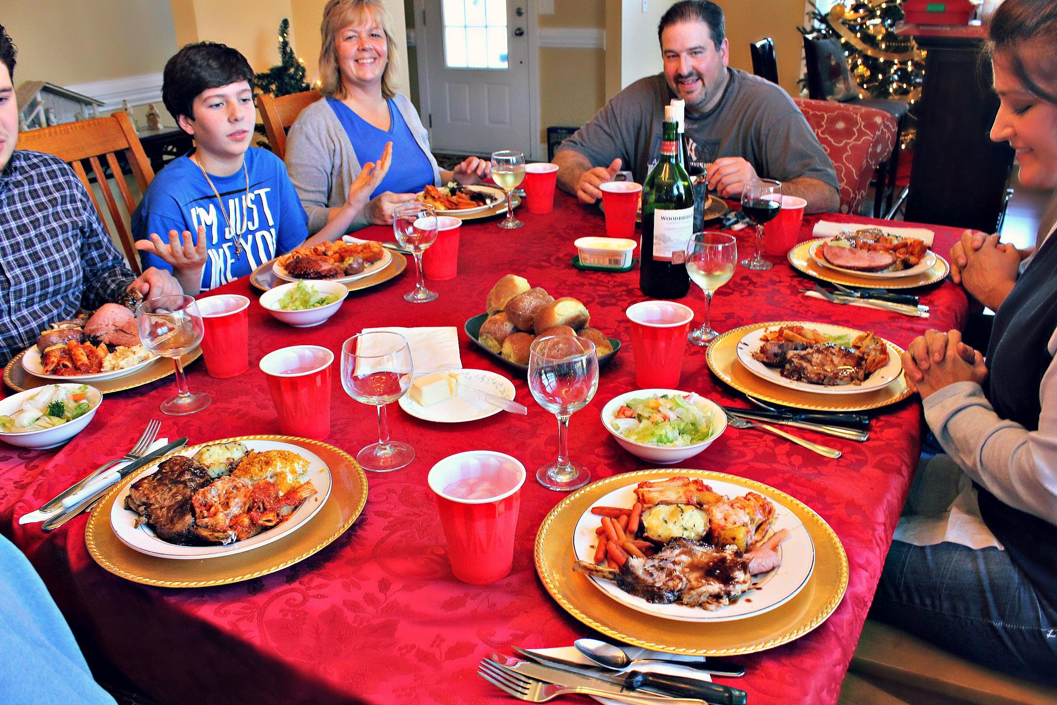 christmas day dinner dublin 2018 rds