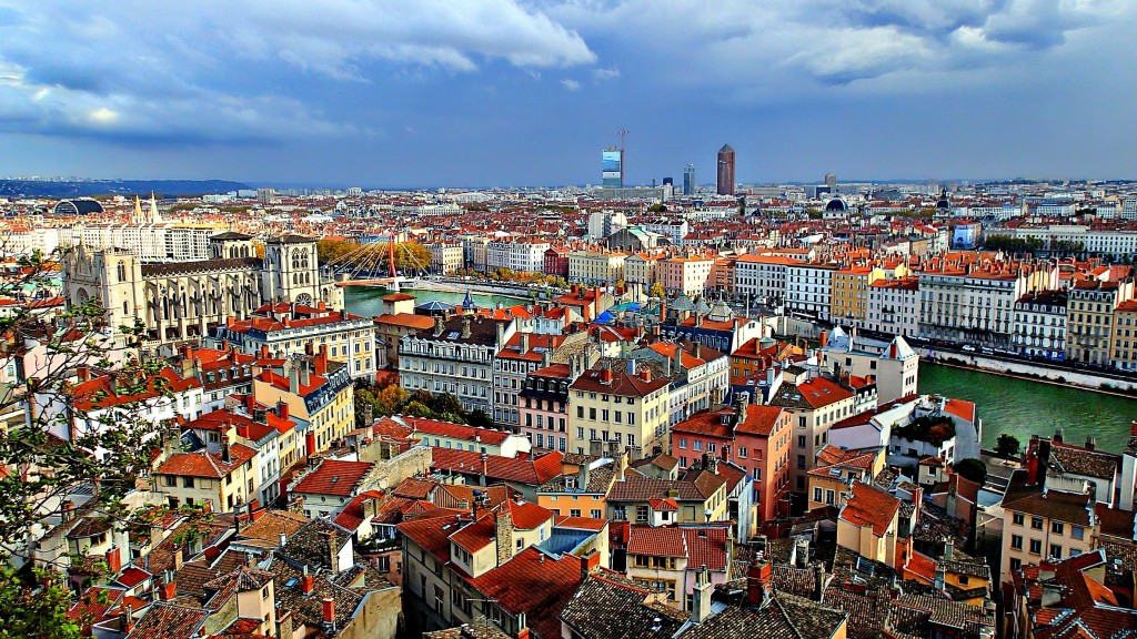 Lyon Beautiful Landscapes of Lyon