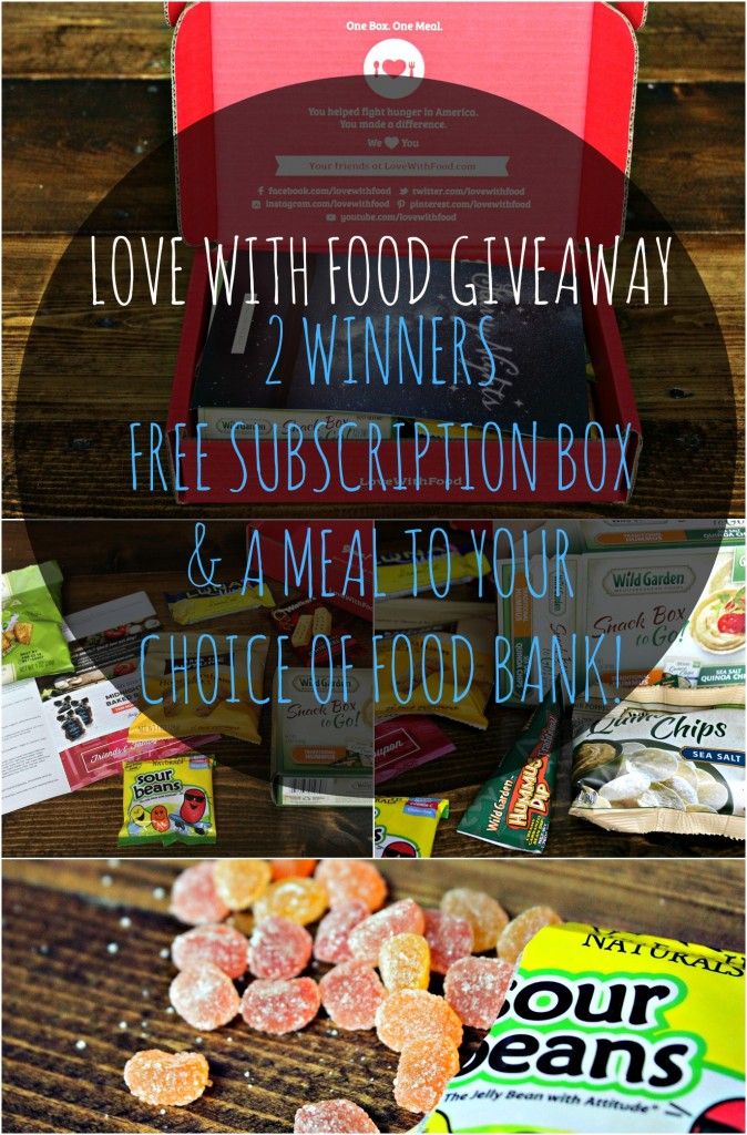 free boxes for food giveaways