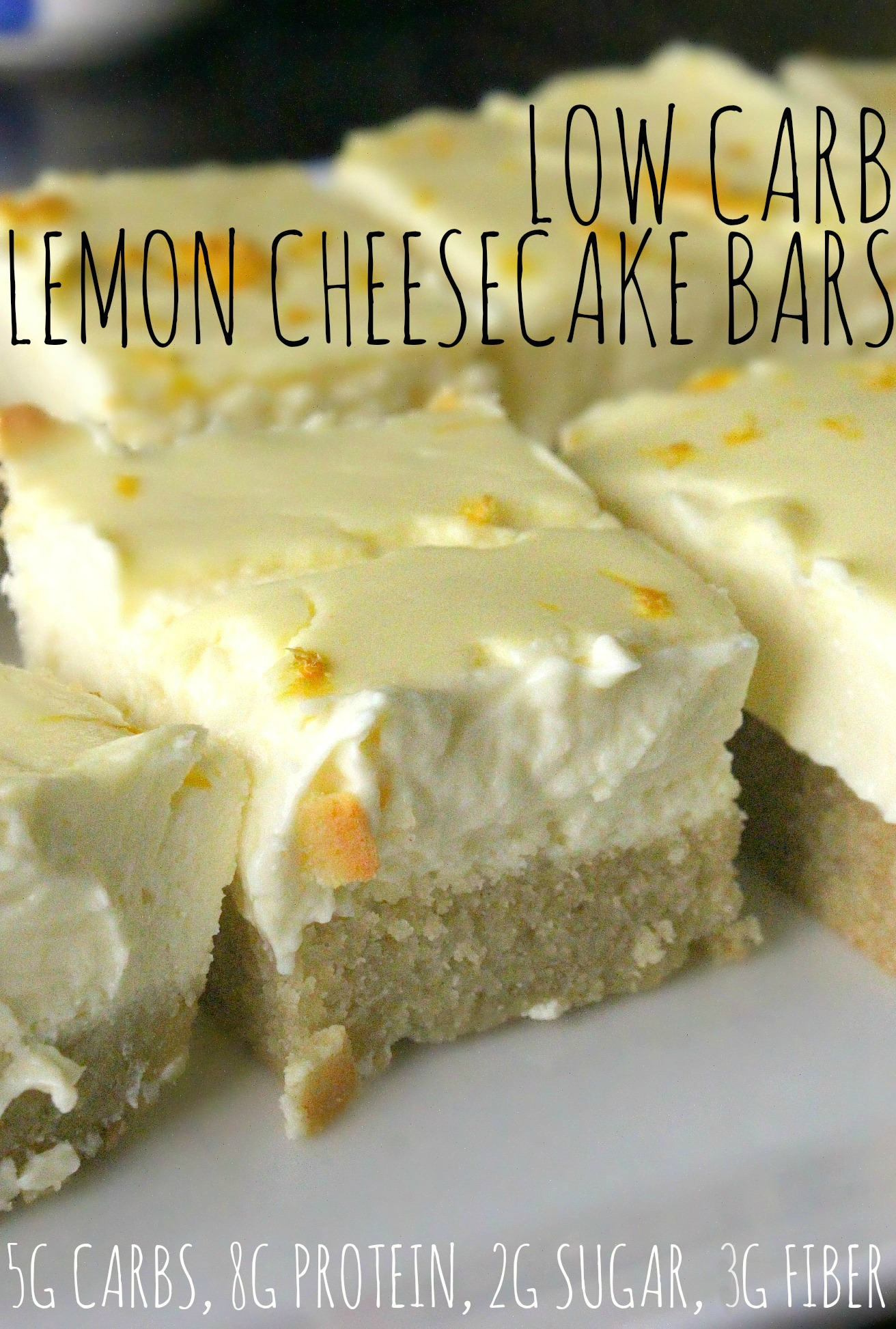 low carb lemon cheesecake bars simply taralynn. Black Bedroom Furniture Sets. Home Design Ideas