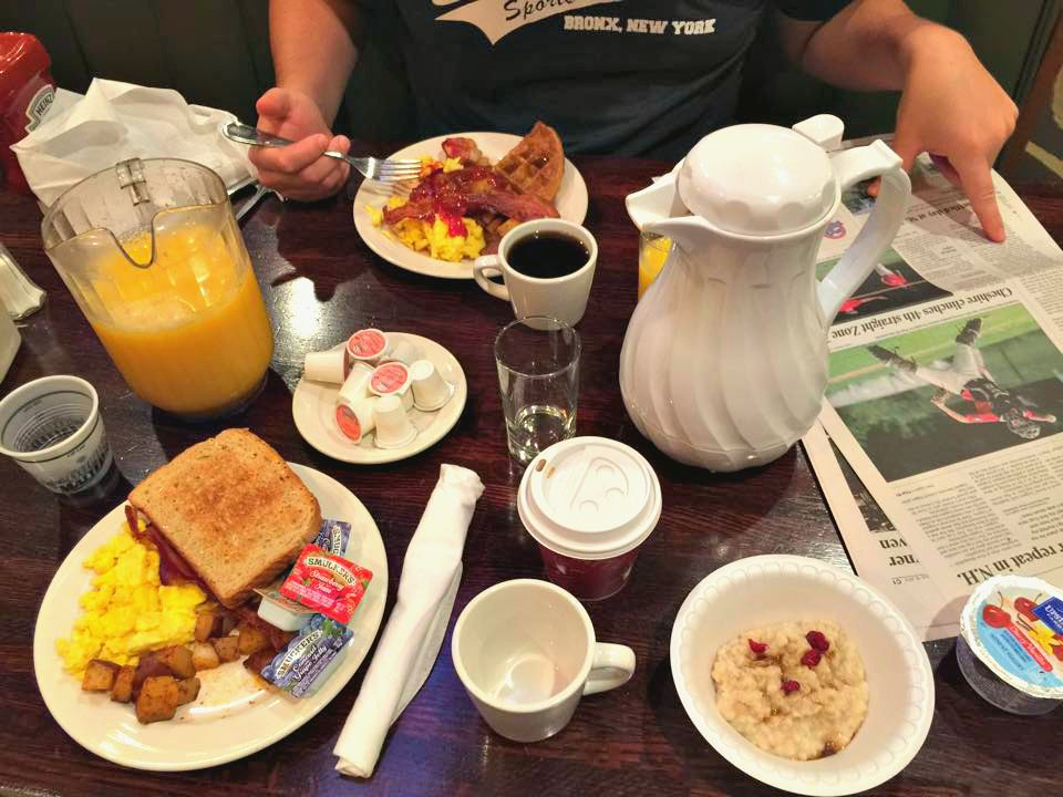 Desayuno americano vs desayuno continental - Taringa!