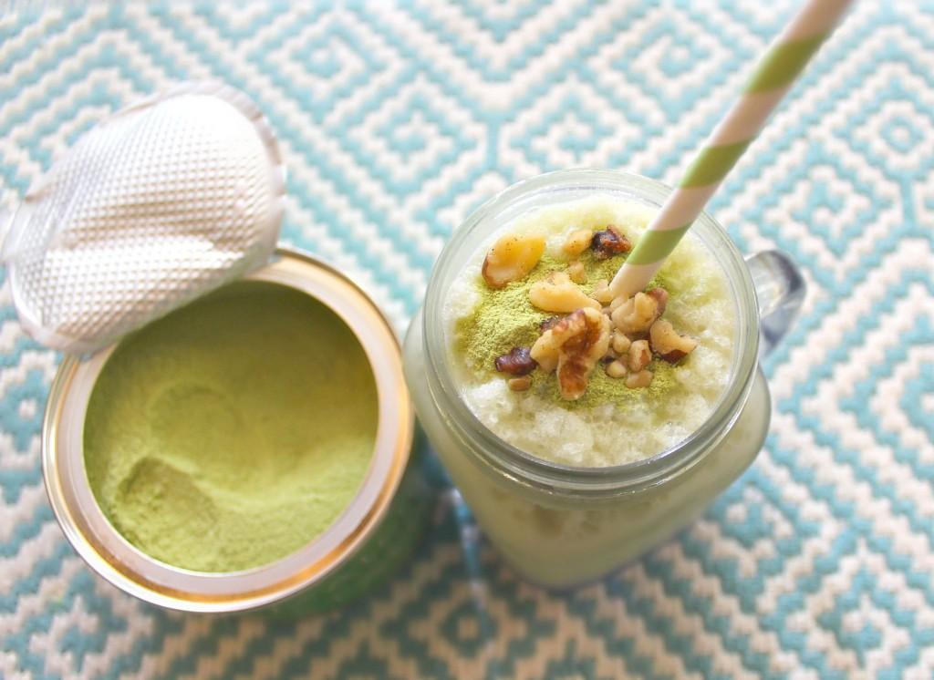 Green Tea Matcha Smoothie