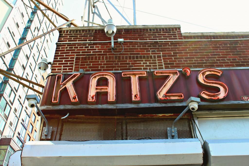 katz's new york city