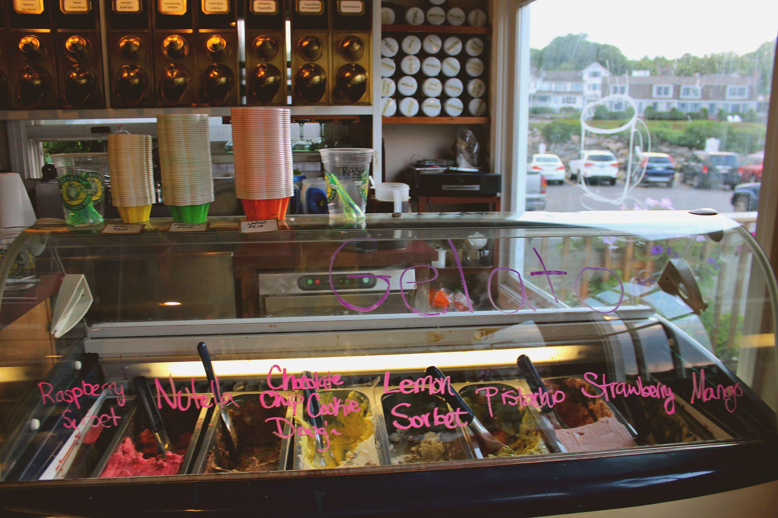 Summer Trip: Ogunquit Maine Dinner & Coffee! - Simply Taralynn