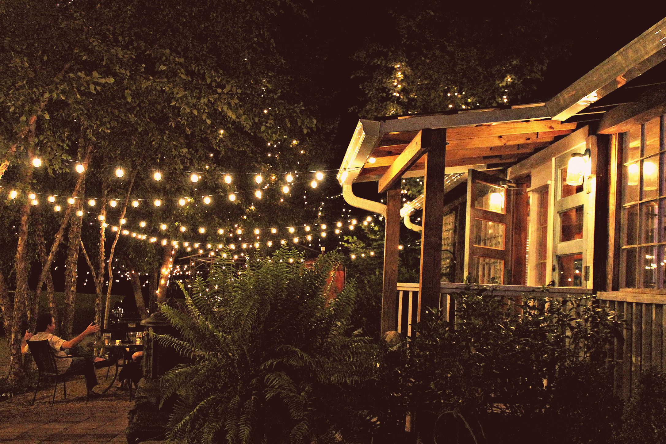 A Magical Place: Garden Cafe – Simply Taralynn