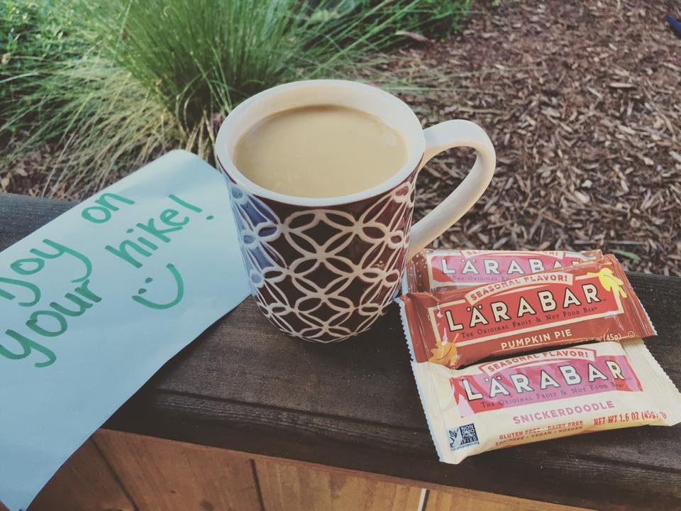 larabar coffee pumpkin seasonal flavors