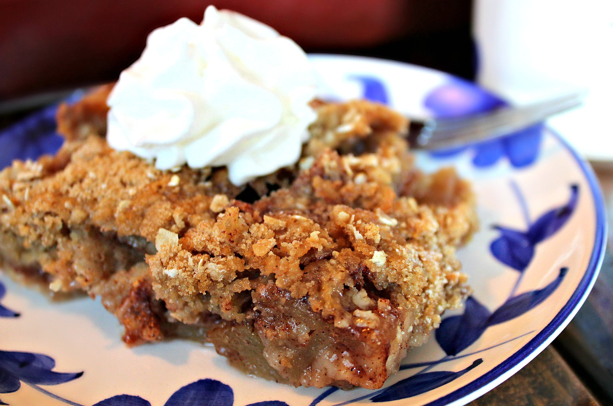Simply THE BEST Apple Crisp Recipe