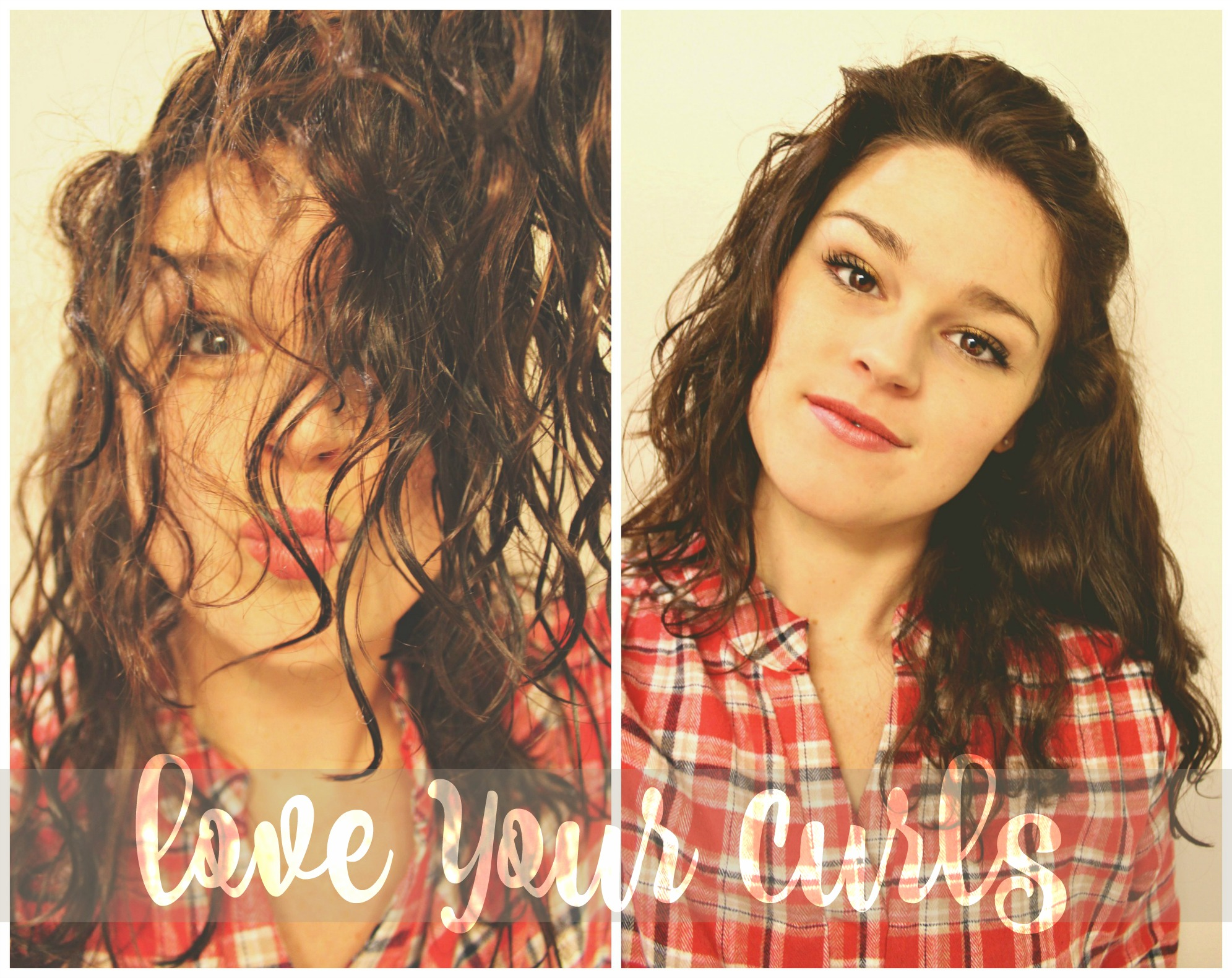 Love Your Curls: Five 5 Minute Hair Styles