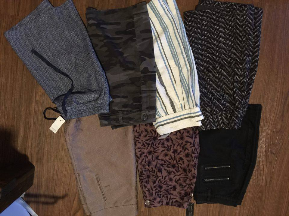 shopping finds: jcrew, bass & co