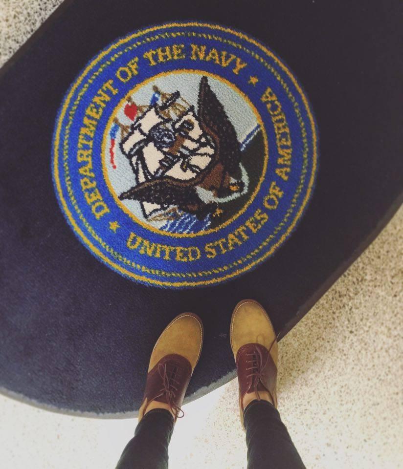 Touring Pentagon