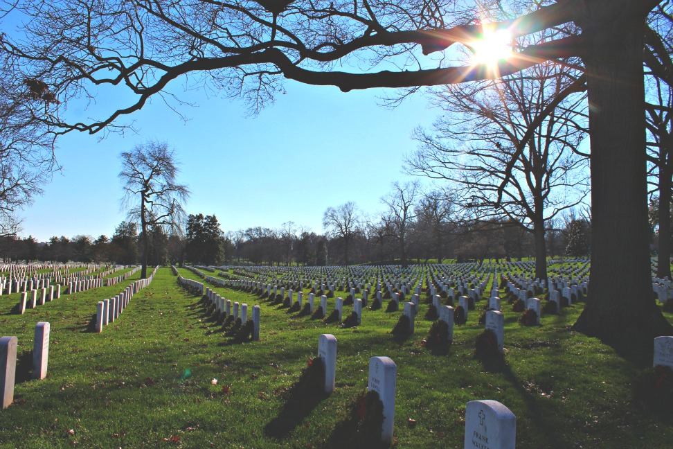 Arlington Cemetary Washington D.C.