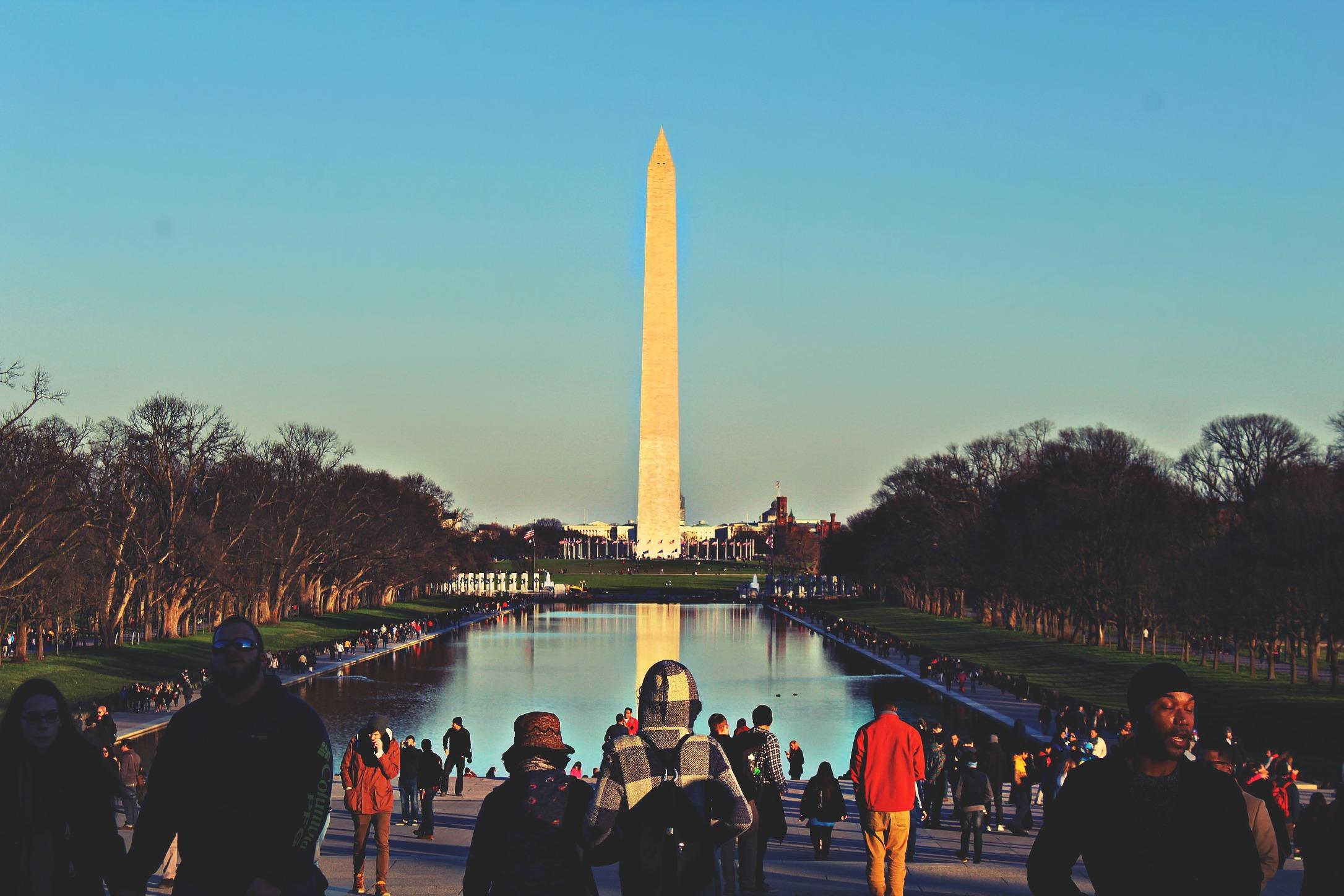 Exploring Monuments Washington D.C.