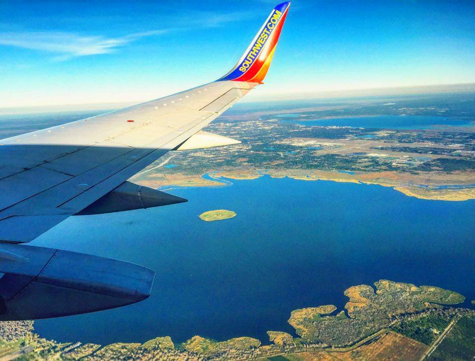travel southwest
