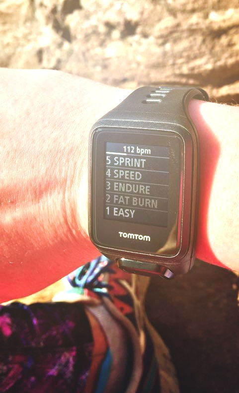 TOMTOM SPARK CARDIO + MUSIC GPS WATCH