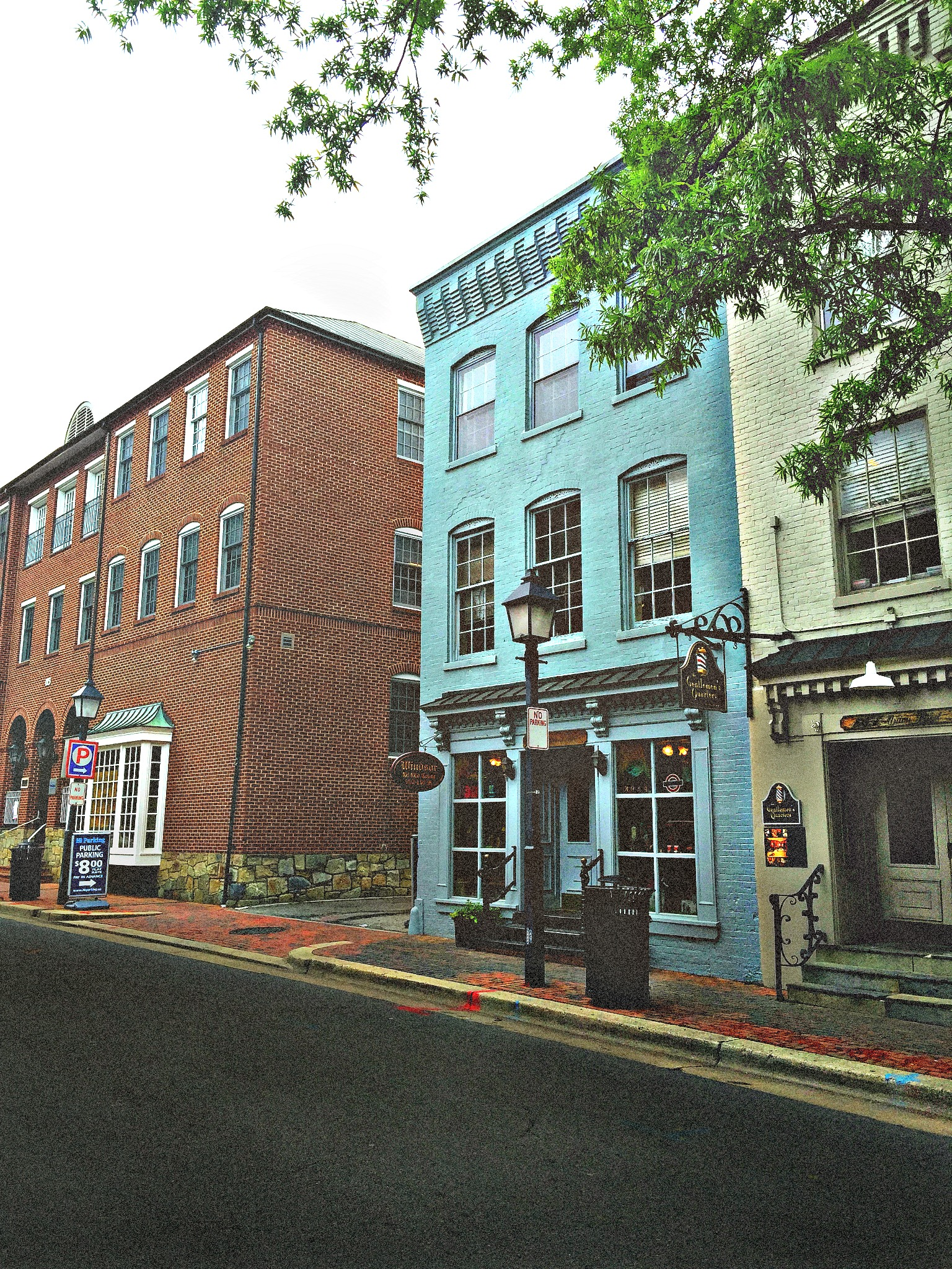 Old Town Alexandria Washington D.C. Virtue Feed & Grain