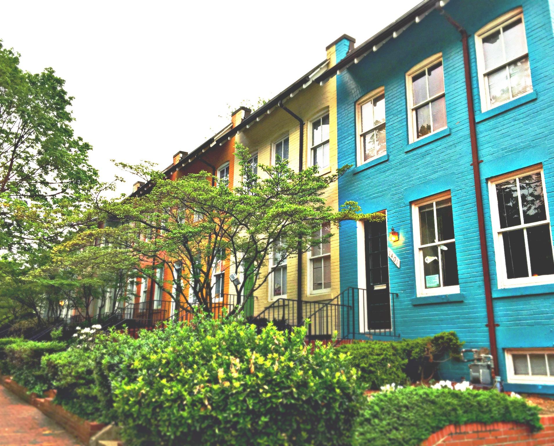 Georgetown D.C. Simply Taralynn