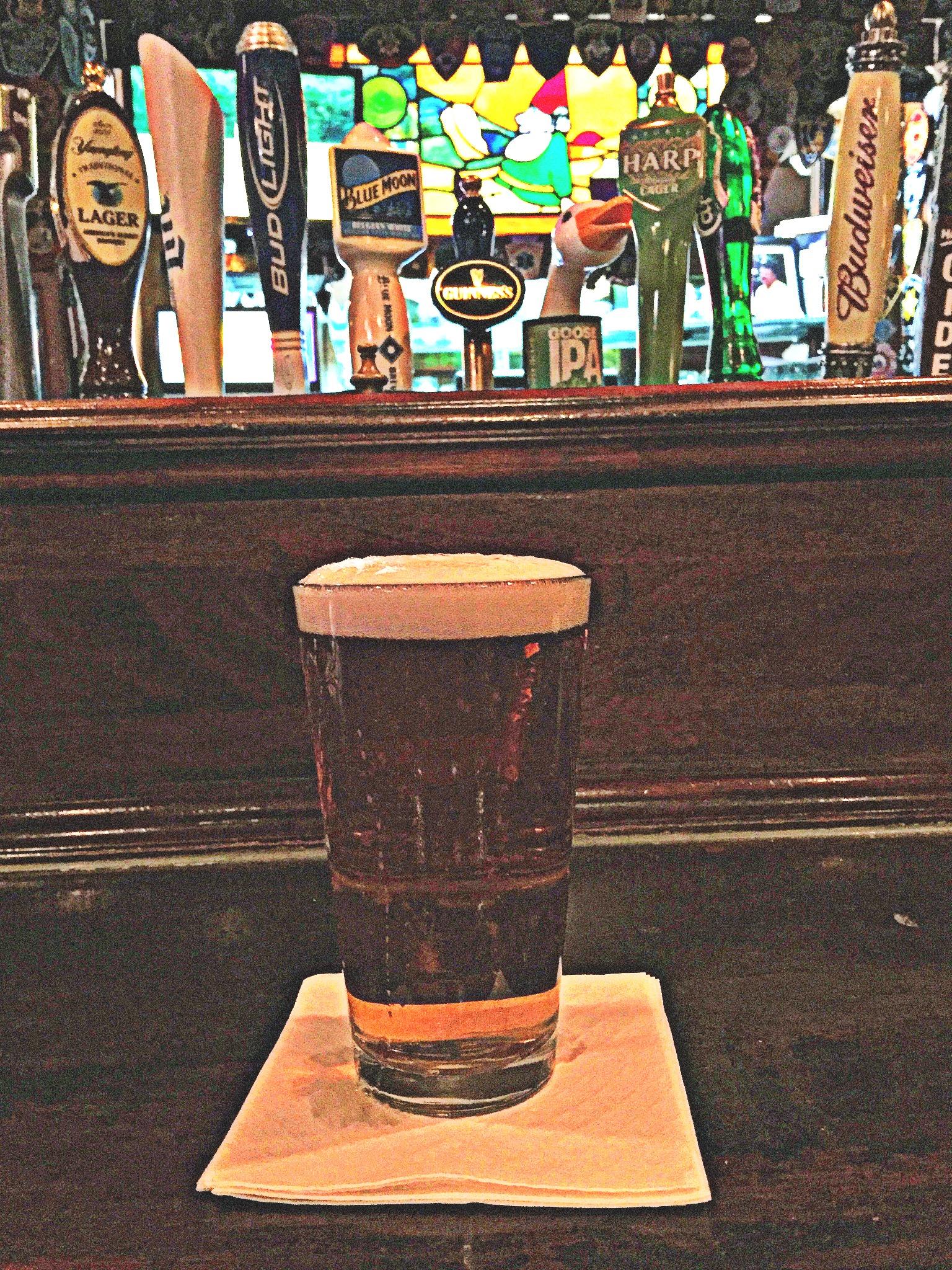 old town Alexandria murphys pub