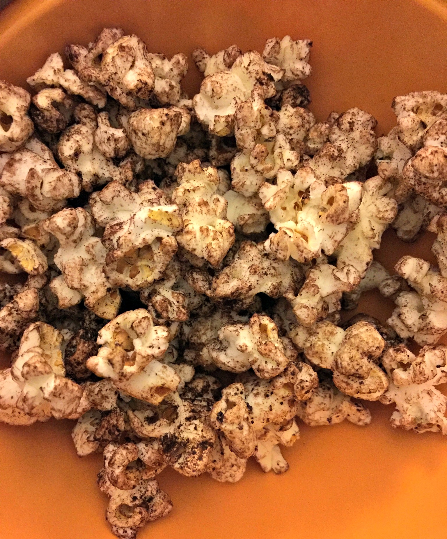 Dark Chocolate Skinny Pop Popcorn