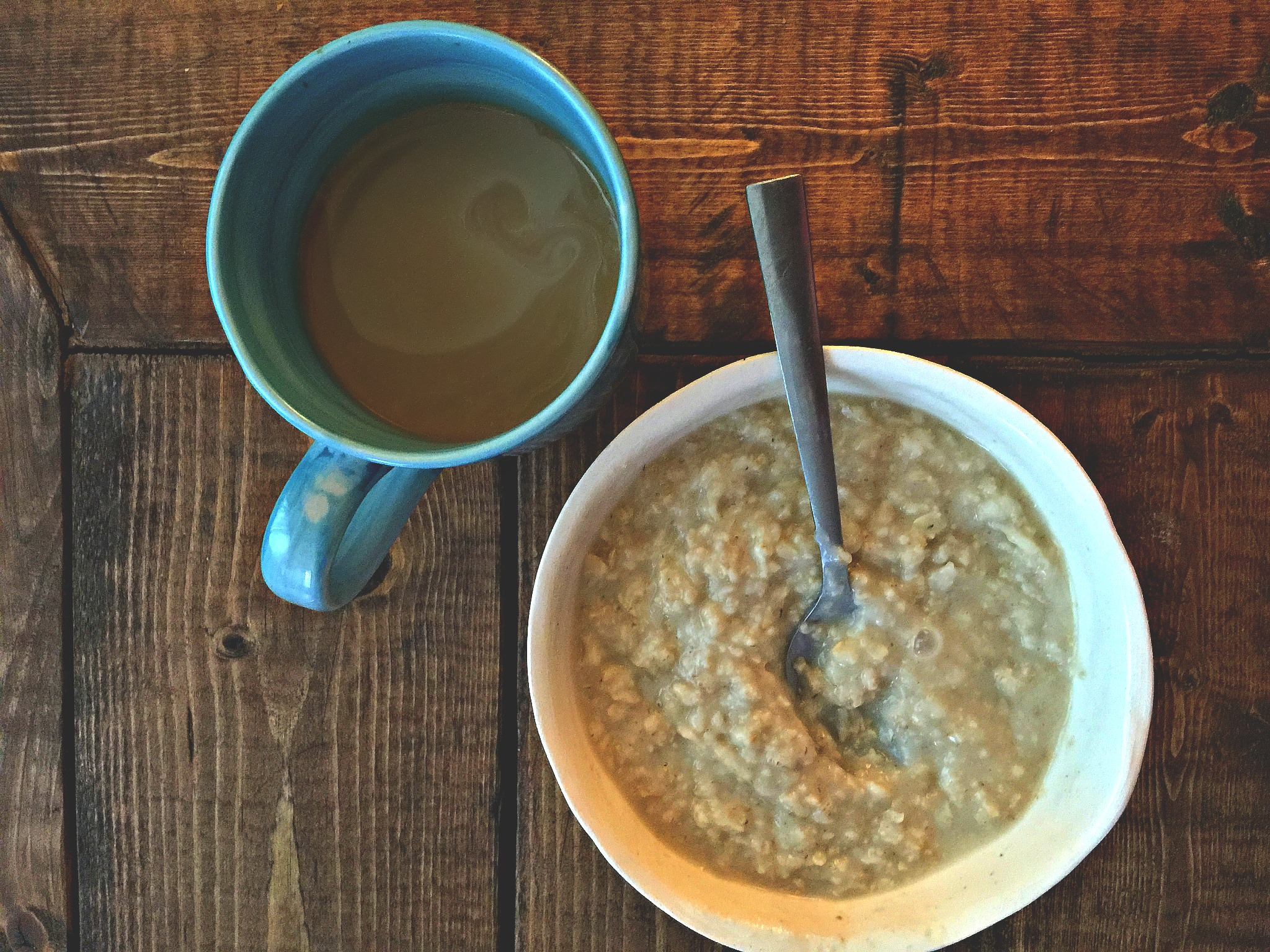 Oatmeal & Coffee with Simply Taralynn