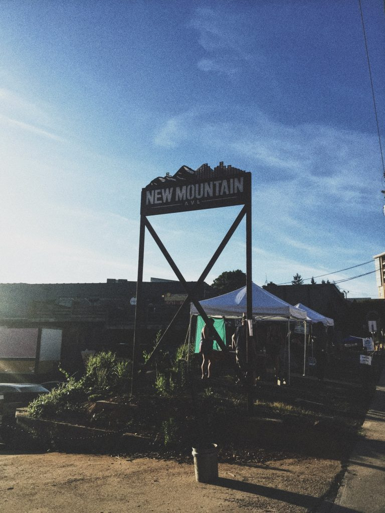 New Mountain - Asheville NC