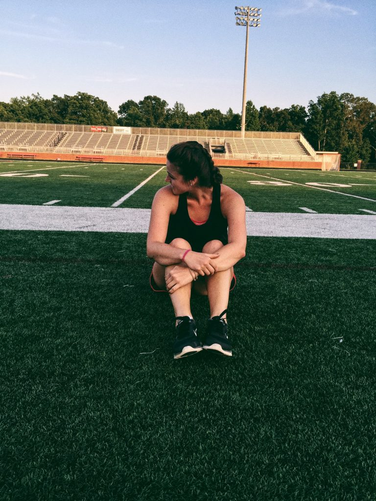Football Stadium Workout: Simply Taralynn