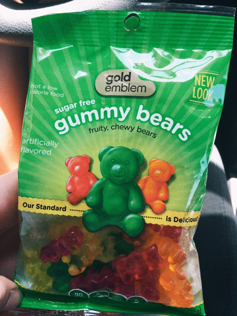 Sugar Free Gummy Bears CVS