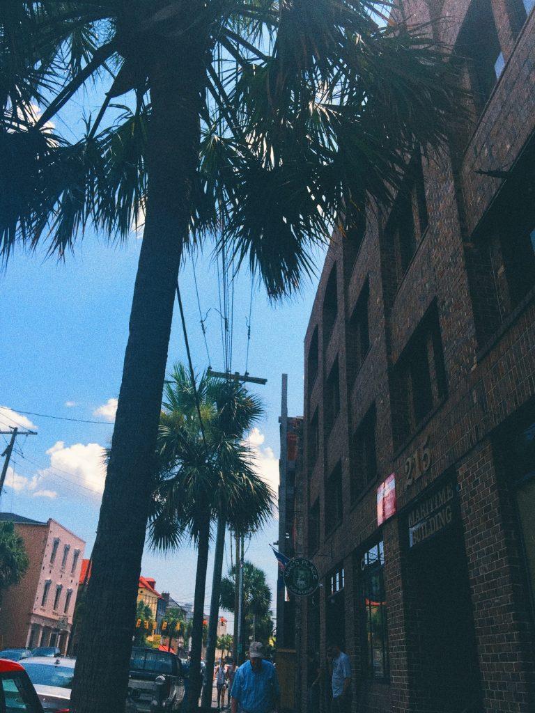 Downtown Charleston South Carolina