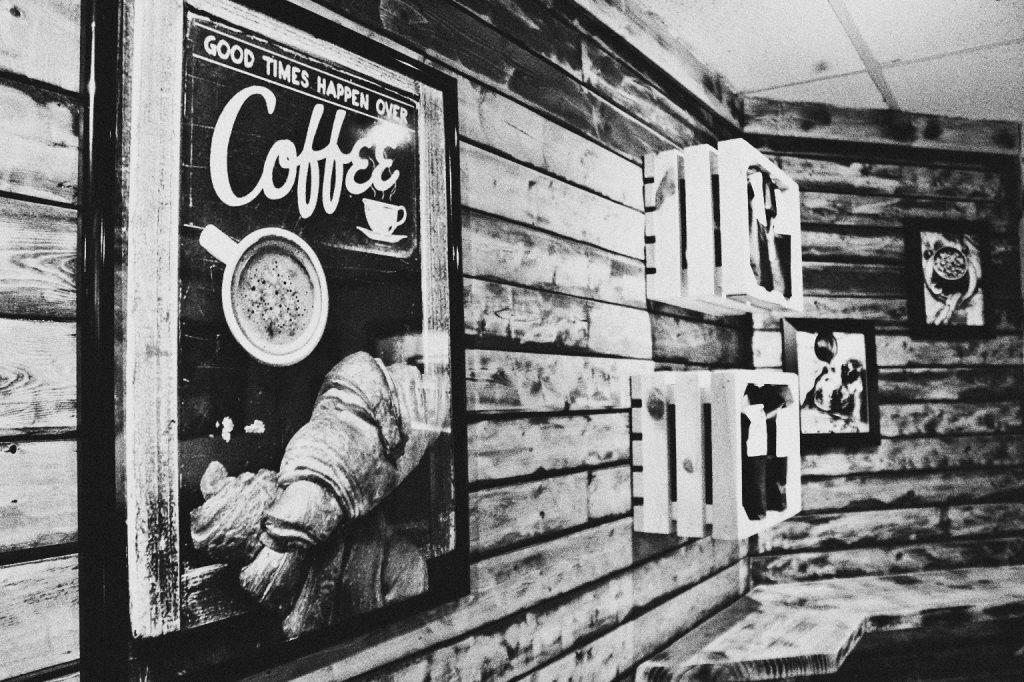 Center Street Coffee: Folly Beach SC