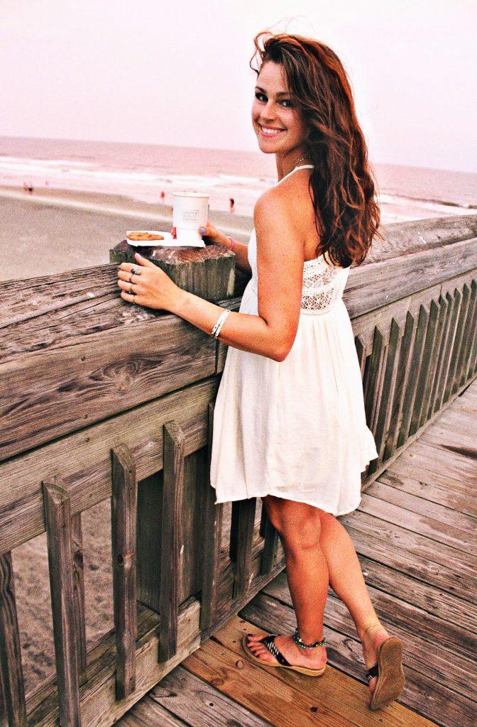 Center Street Coffee on Folly Beach South Carolina