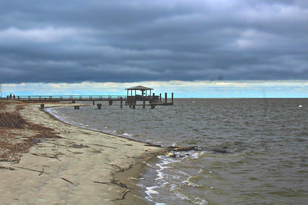 Tybee Island Beach Georgia
