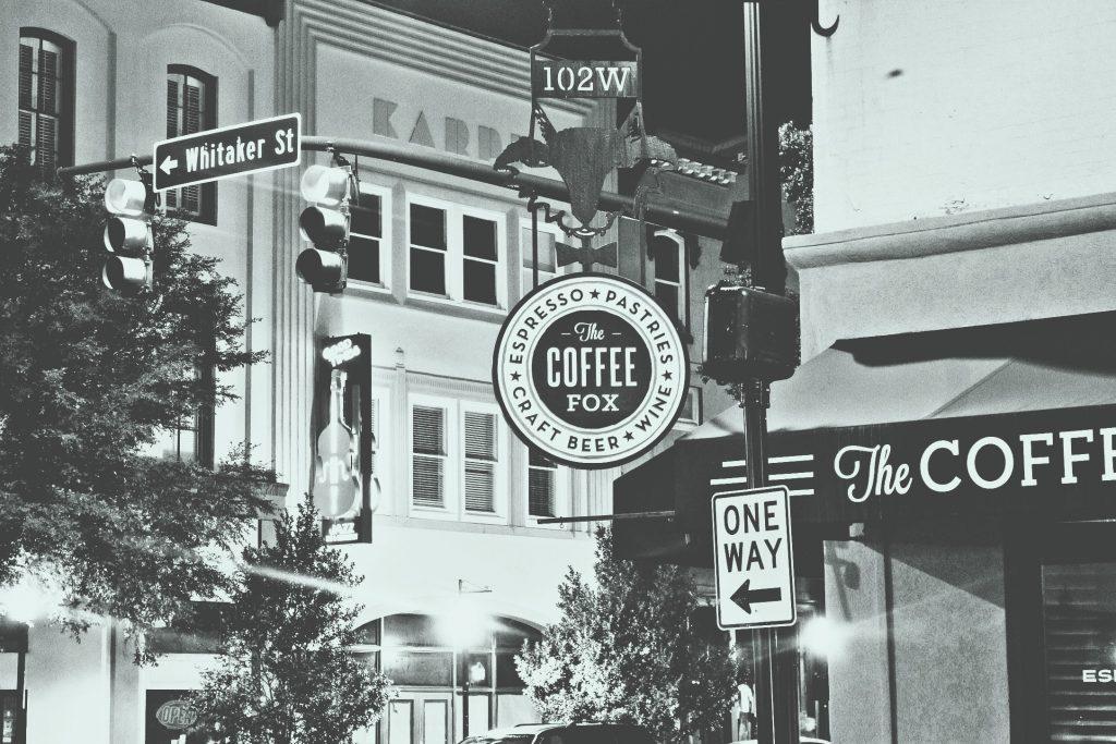 THE COFFEE FOX SAVANNAH GA