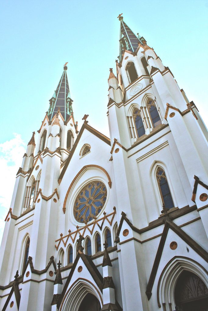 Cathedral of St. John the Baptist savannah ga