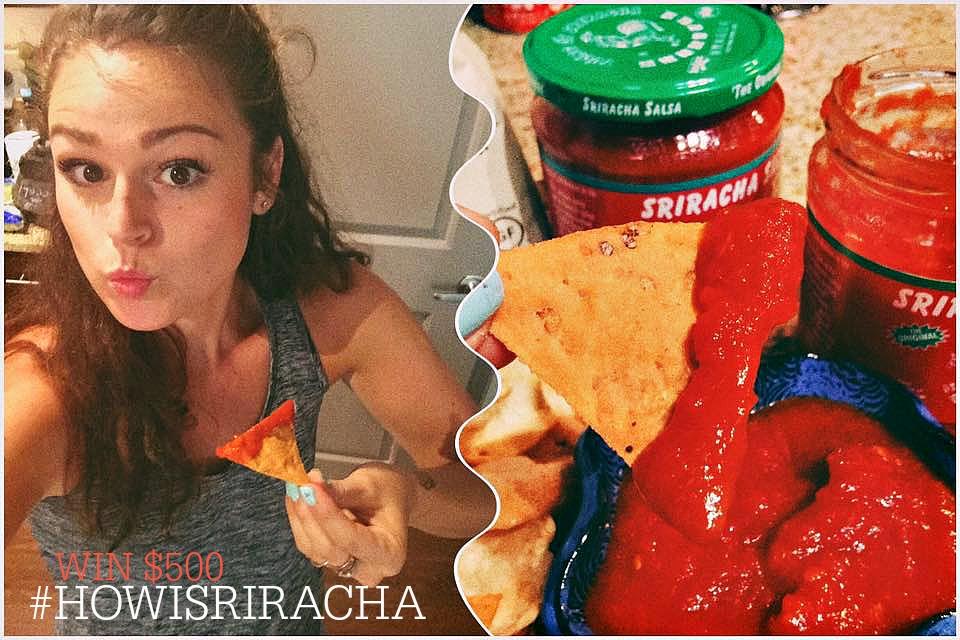 How I Sriracha $500 giveaway!