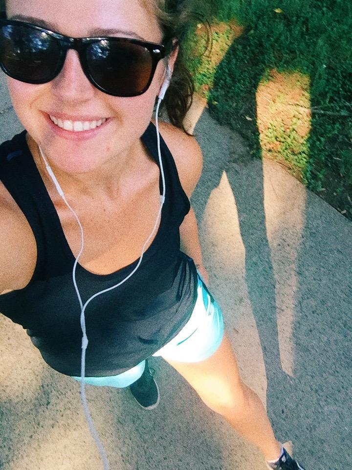July Fitness Challenge 45 min run/walk