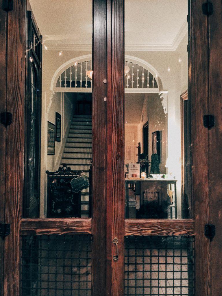 Poplar Street Cafe: Charlotte North Carolina, The Fourth Ward