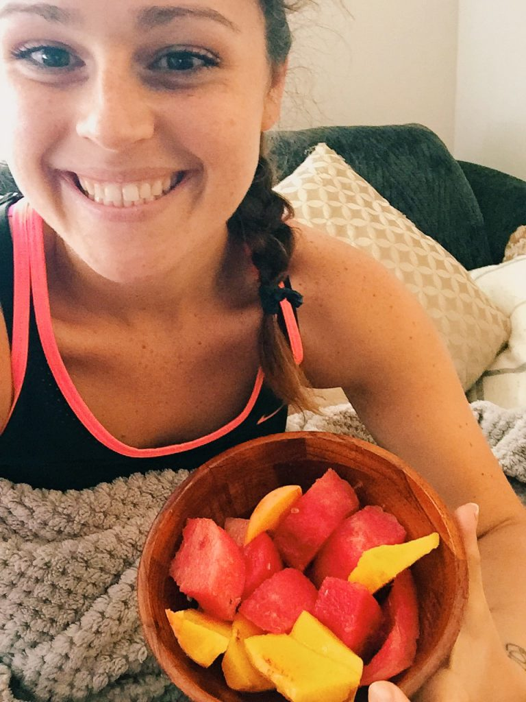 fresh fruit simply taralynn fit challenge