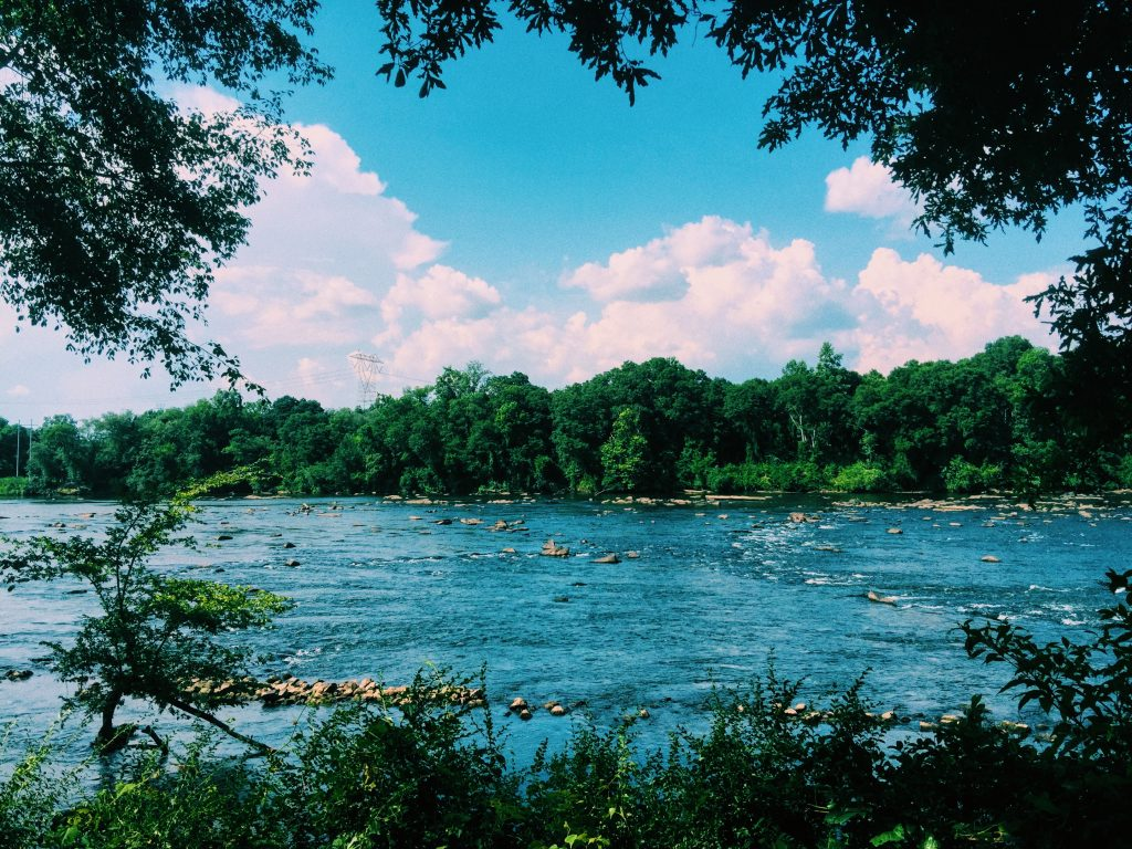 riverwalk catawbwa river south carolina