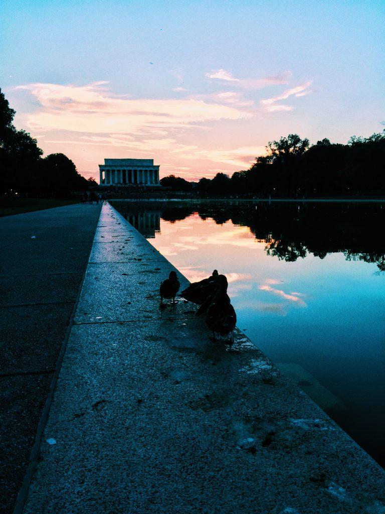 A D.C. Weekend!