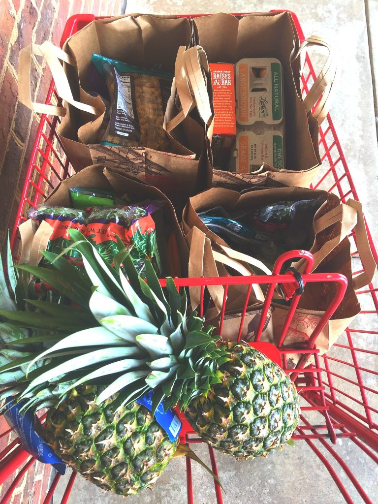 TRADER JOES SNACKS & GROCERIES