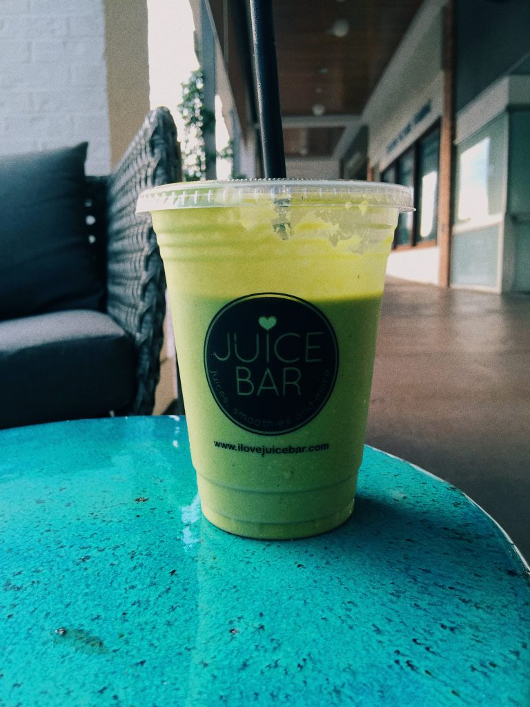 matcha green smoothie juice bar charlotte nc