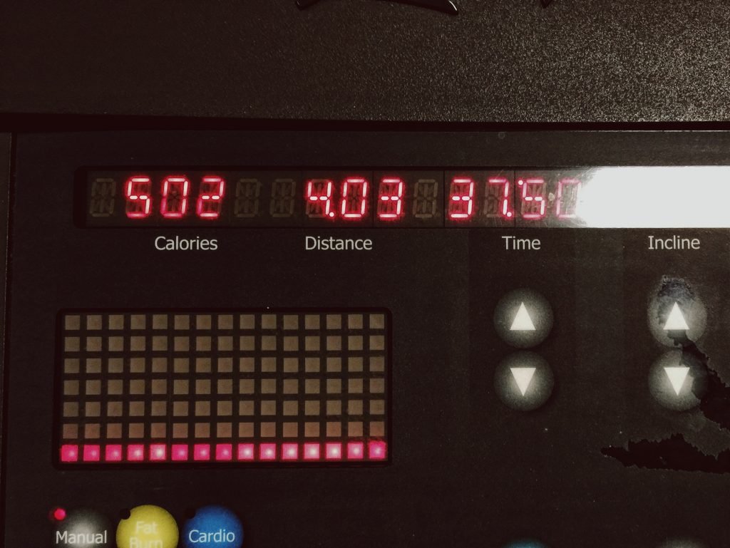 saturday gym time