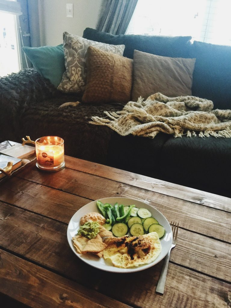 Rainy Friday Lunch