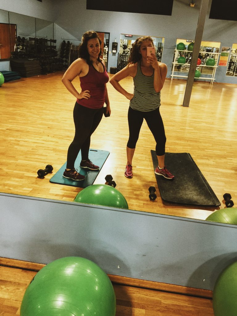 Friday Night Gym Date