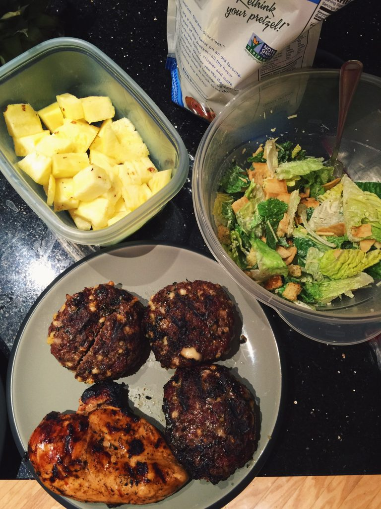football saturday dinner