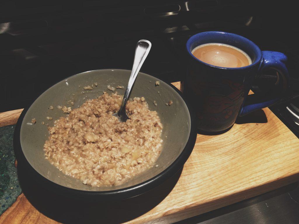 cardio oats