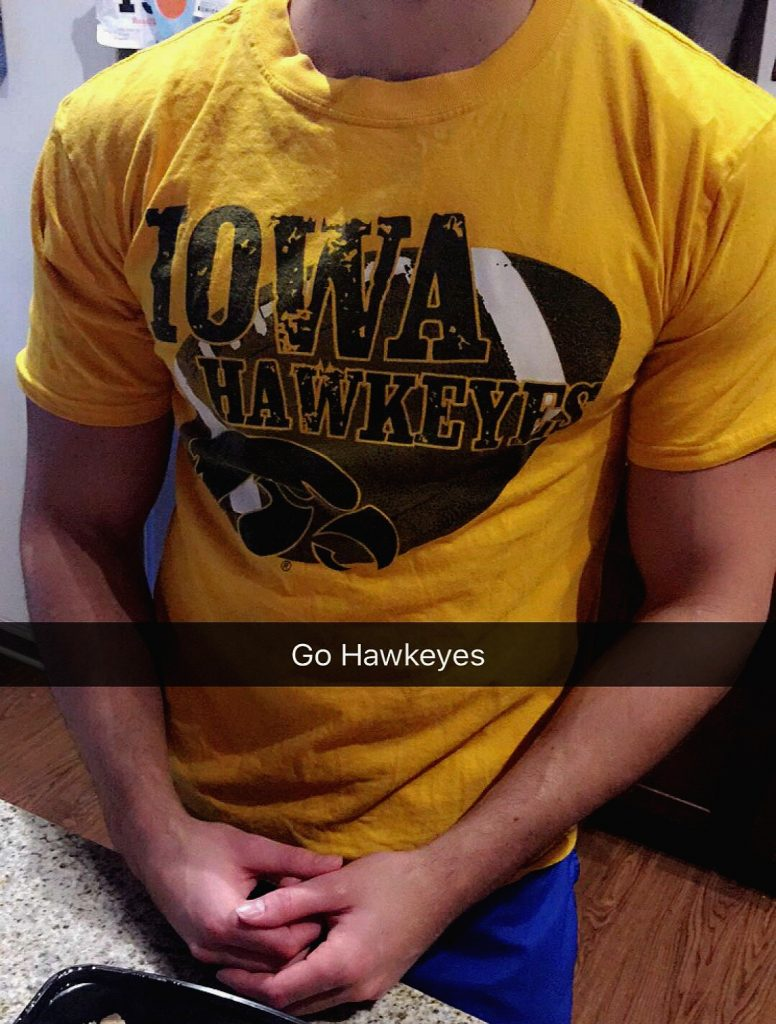 go hawk eyes