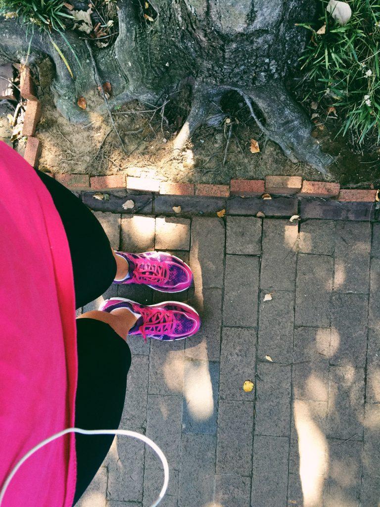 Sunday Run in Charlotte
