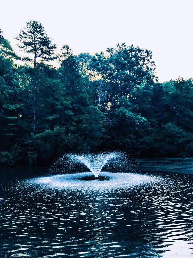 Four Mile Creek - Matthews (Squirrel lake park)